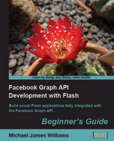 Flash Facebook Development book